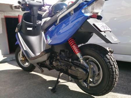 BW'S100デイトナリアサス